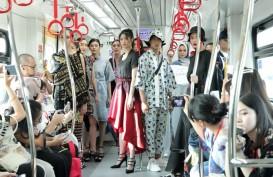 JFFF Gelar Fashion Show di LRT Jakarta, Ini Hasilnya