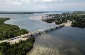 Kontraktor Hadapi Kendala Bangun Jembatan Wai Lao di Maluku Tengah