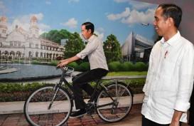 HUT Kemerdekaan : Presiden Jokowi Bagi-bagi Sepeda, Simak Syaratnya