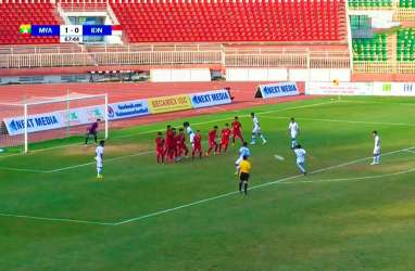 AFF U18: Indonesia vs Myanmar 1-1, Indonesia Juara Grup A, Tunggu Runner-up Grup B. Ini Videonya