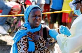 Selangkah Lagi, Ilmuwan Temukan Penangkal Wabah Ebola di Kongo