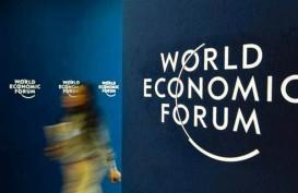 Gelar Pertemuan Tahunan di Jakarta, Delegasi WEF Temui Presiden Jokowi