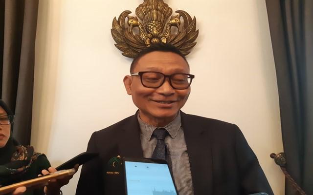 Dokter Syarief Hasan lutfie ditemui di kawasan Menteng, Jakarta, Rabu (14/8/2019) - Bisnis/Syaiful M