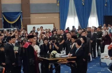 DPRD Manado Periode 2019-2014 Dilantik, Kakak Gubernur Sulut Jadi Ketua Sementara