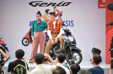Honda Genio Sasar Segmen Anak Muda