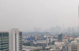 Kualitas Udara di Jakarta Pagi Ini, (15/8/2019), Tidak Sehat