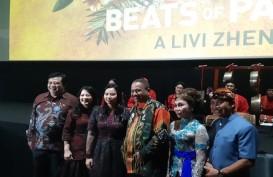 Menteri Pariwisata Arief Yahya Saksikan Gala Premiere Bali: Beats of Paradise