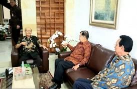 Jusuf Kalla Jenguk Syafii Maarif di Yogyakarta