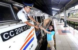 17 Agustus, Gratis Naik Kereta Api Lokal dan Perintis