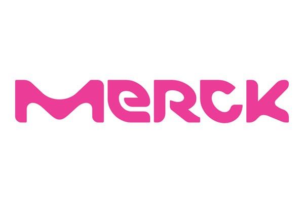 logo baru merck