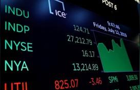 Bursa Saham Dunia Terpukul Ancaman Resesi