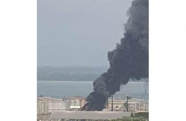 Api Berhasil Dipadamkan, Kilang Balikpapan Tetap Beroperasi