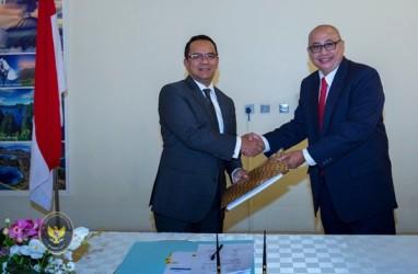 """DUBES INDONESIA UNTUK KUWAIT TRI THARYAT : """"Target Kami Dorong Direct Trade RI-Kuwait"""""""
