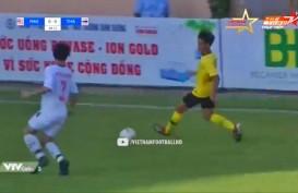 AFF U18: Malaysia Ditekuk Thailand 0-1, Jumpa Indonesia di Semifinal. Live Sekarang