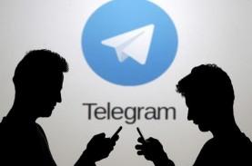 Akibat Aksi Protes, Pengguna Aplikasi Telegram di…