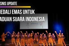Paduan Suara Indonesia Berjaya di Grand Prix of Nation…