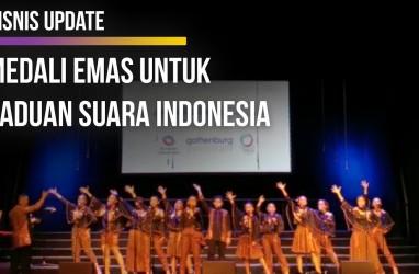 Paduan Suara Indonesia Berjaya di Grand Prix of Nation 2019