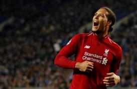 Pemain Terbaik UEFA 2018/2019, Van Dijk Bersaing dengan Messi dan Ronaldo