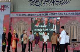 Hari Damai Aceh : Mantan Kombatan GAM Diberi Tanah