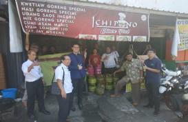 Empat Restoran di Semarang Gunakan 570 LPG Subsidi Per Bulan