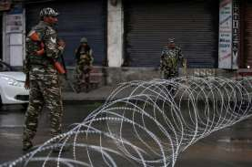 Tiga Tentara Pakistan dan Lima Tentara India Tewas…