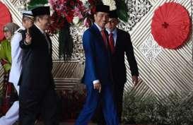 PIDATO KENEGARAAN : Jokowi Acungi Jempol Inovasi Mahkamah Agung