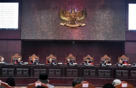 Untuk Kali Pertama, Jokowi Beri Apresiasi MK Selesaikan Sengketa Pilpres 2019