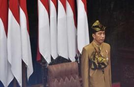 PIDATO KENEGARAAN: Ambisi Jokowi Agar Produk Lokal Merajai Pasar Global