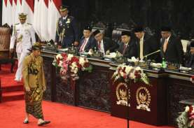 Jokowi Apresiasi Peran DPD Memajukan Daerah