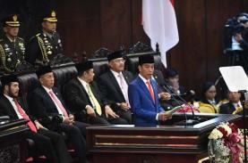 Ini Pidato Lengkap Presiden Jokowi di Sidang Tahunan…