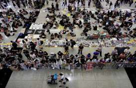 Staf Ikut Unjuk Rasa Hong Kong, Pimpinan Cathay Pacific Mengundurkan Diri
