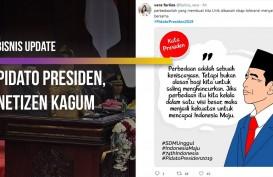 Pidato Presiden Jadi Trending Topic