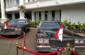 HUT Kemerdekaan RI, 2 Kendaran Dinas Era Soeharto Dipajang di Istana Negara