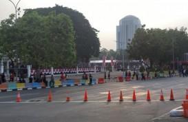 Upacara 17 Agustus, Polisi Atur Lalu Lintas di Sekitar Istana Negara