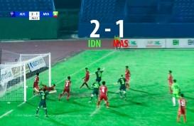AFF U18: Australia Tekuk Myanmar 2-1, ke Final Jumpa Malaysia,  Myanmar vs Indonesia di Juara III. Ini Videonya