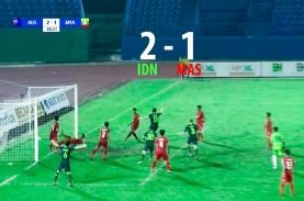 AFF U18: Australia Tekuk Myanmar 2-1, ke Final Jumpa…