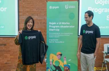 UI - Gojek Dukung  Program Akselerator UI Works