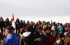 Pesan Kemerdekaan dari Puncak Tertinggi Kedua di Indonesia