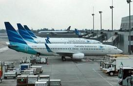 Jemaah Haji Embarkasi Padang Kloter I Tiba di Bandara Minangkabau Gunakan Garuda
