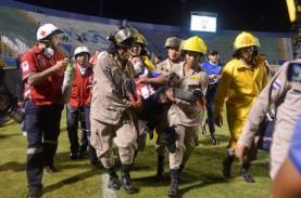 Kerusuhan Penonton Sepak Bola di Honduras, 3 Tewas
