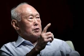 Lee Kuan Yew Belajar GBHN dari Pak Harto