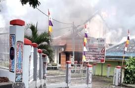 Polisi Tertembak Rusuh di Papua Barat Diizinkan Pulang