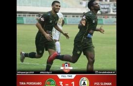 Liga 1: Tira Persikabo Tekuk PSS Sleman 3-1, Kembali Puncaki Klasemen. Ini Videonya