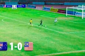 Australia Tekuk Malaysia 1-0, Juarai AFF U18. Ini…