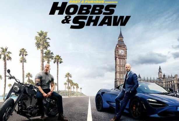 Film Hobbs & Shaw - Reuters