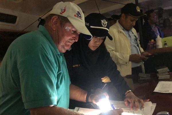 Bea Cukai Ambon Lakukan Pelayanan dan Pengawasan 24/7 Dukung Kelancaran Acara Spice Island Darwin Ambon Yacht Race