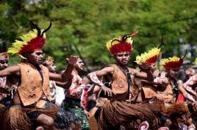 Banyak Anak Papua Berprestasi dan Harumkan Nama Bangsa