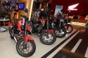 Dua Penjualan Sepeda Motor Honda di Jateng Turun 7%