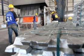 Ekonomi China Diberi Stimulus Moneter, Harga Aluminium…