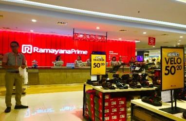 Ramayana Lestari Sentosa (RALS) Kebut Pembukaan 5 Lifestyle Mal